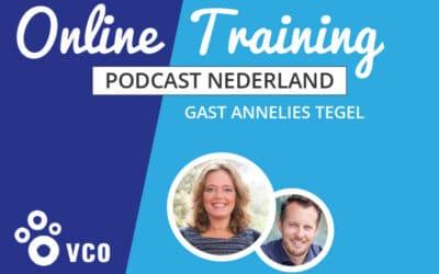 #004 – Annelies Tegel – Hoe is het gesteld met de online trainer in Nederland?