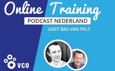 #001 – Bas van Pelt – Ondernemers trainen om het maximale uit zichzelf te halen om impact te maken
