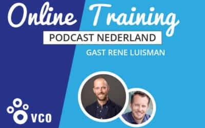 #005 – Rene Luisman – Blended Learning advies van de trainer van het jaar 2017/2018