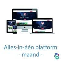 Hét alles-in-één platform - per maand