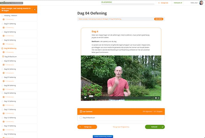 Het grafisch ontwerp van je online cursus