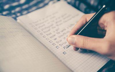 Het schrijven van je online cursus