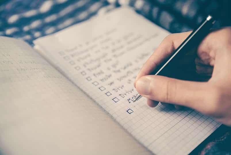schrijven van je online cursus