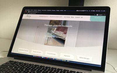 Een therapeut is 'verplicht' om een website te hebben!