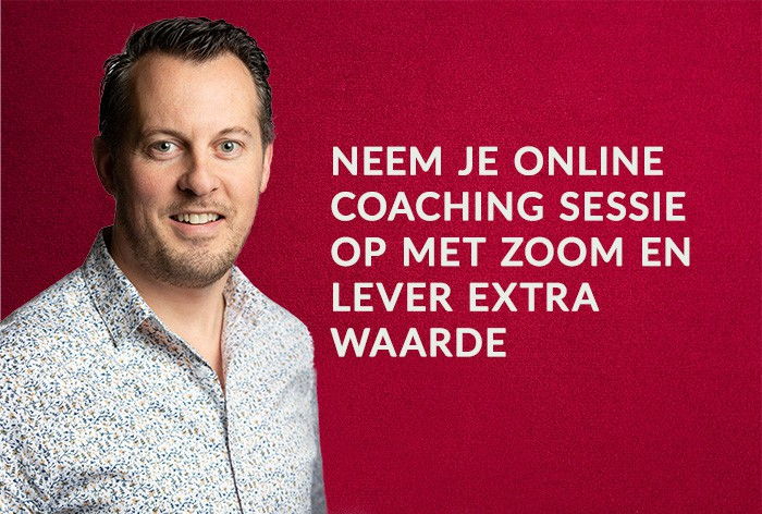 online coaching zoom