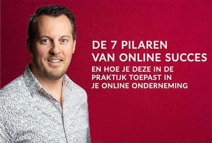 7 pilaren van online succes